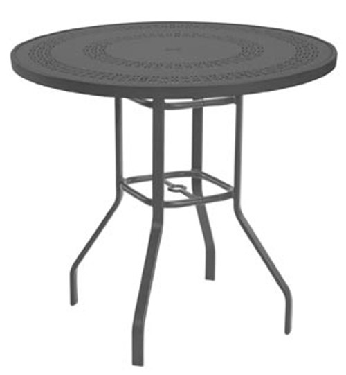 42″ RD BALCONY HEIGHT TABLE KD4218-36MYN $569.00