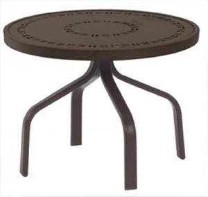 24″ RD SIDE TABLE WT2418MYN $159.00