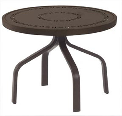 24″ RD SIDE TABLE WT2418MYN $189.00