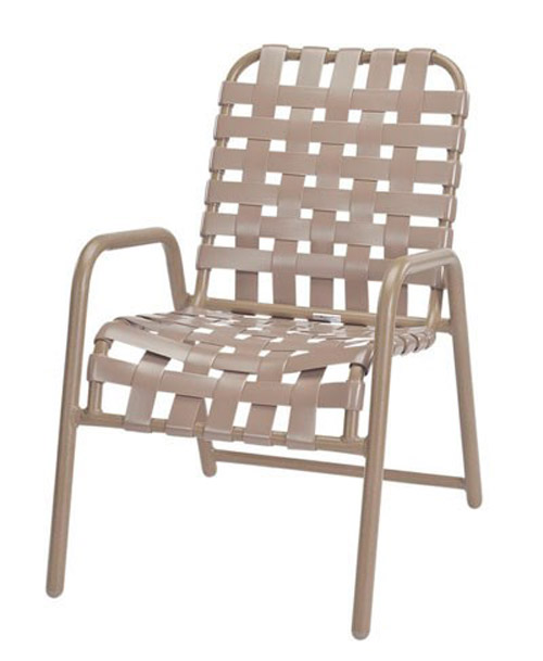 CROSS WEAVE STRAP DINING CHAIR W1750CW $119.00