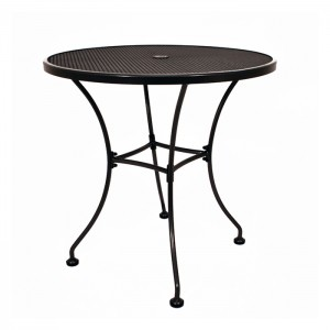 28″ ROUND MESH BISTRO TABLE T2504-0200