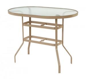 36″X54″ OVAL BAR TABLE WT3654-18BA $489.00