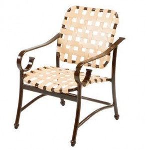 STRAP DINING CHAIR W3350 $219.00