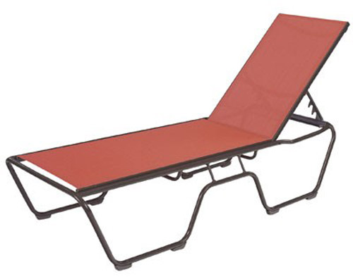 STACKABLE SLING CHAISE LOUNGE W0310SLNS B. $189.00  C. $199.00  D. $209.00  E. $219.00