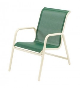 SLING STACKABLE DINING CHAIR W1750SLBT  B.   $119.00  C.   $125.00  D.   $129.00  E.   $135.00