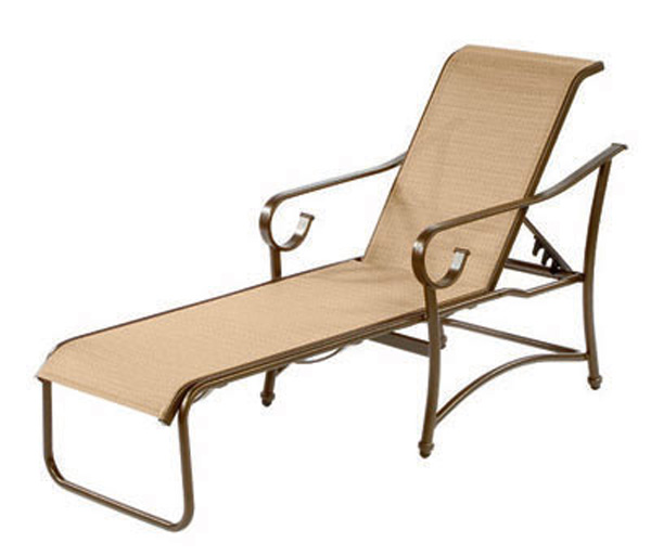 SLING CHAISE LOUNGE W2310 B. $409.00  C. $419.00  D. $429.00  E. $439.00