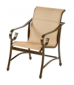 SLING HIGH  BACK DINING CHAIR W2350HBBT  B. $219.00  C. $225.00  D. $229.00  E. $235.00