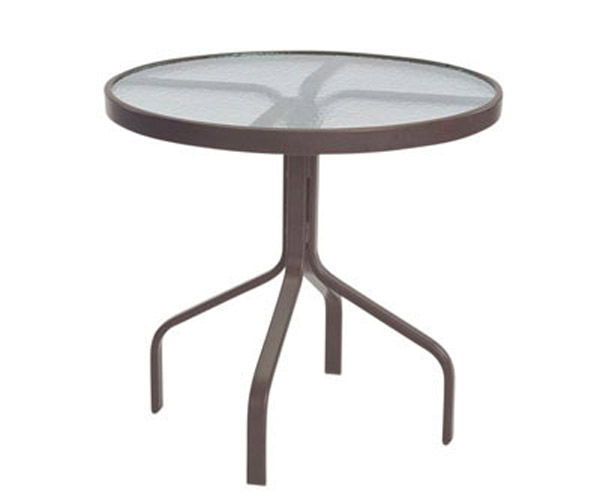 30″ RD DINING TABLE WT3018A $229.00