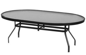 42″X72″ OVAL DINING TABLE WT4272-18A $509.00