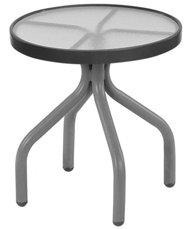 18″ RD TEA TABLE WT1803A $99.00