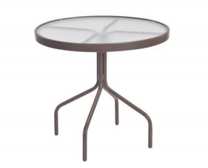 30″ RD DINING TABLE WT3003A $209.00