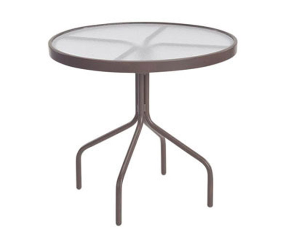 30″ RD DINING TABLE WT3003A $189.00