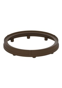 ROUND FIRE PIT RISER, DINING HEIGHT RFP15RSR-28
