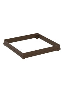 SQUARE FIRE PIT RISER, DINING HEIGHT SFP15RSR-28