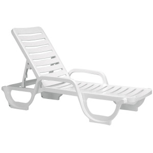 Grosfillex Bahia Chaise Lounge