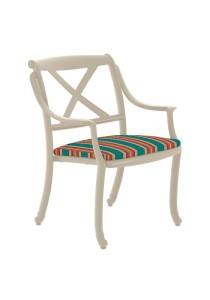 BELMAR DINING CHAIR WITH PAD 31142405