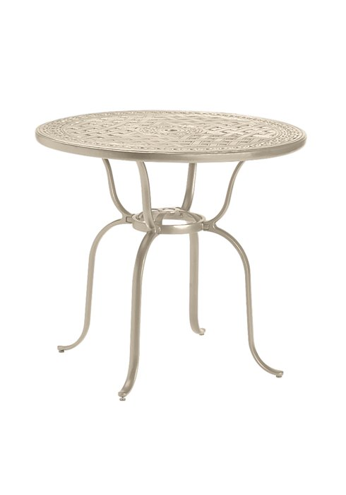 GARDEN TERRACE 43″ ROUND CAST BAR TABLE 820698