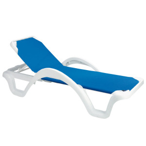 Grosfillex Catalina Chaise Lounge