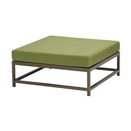 CABANA CLUB SQUARE OTTOMAN 591017SO