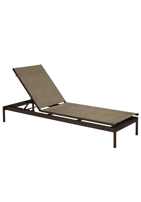 CABANA CLUB SLING CHAISE LOUNGE 15″ SEAT HEIGHT 591033-15