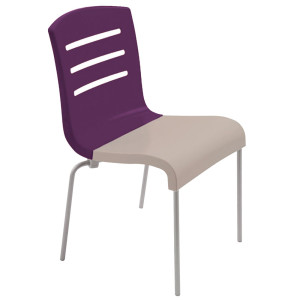 Grosfillex Domino Chair