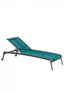 ELANCE EZ SPAN CHAISE WITH WHEEL-RIBBON 471132RBW