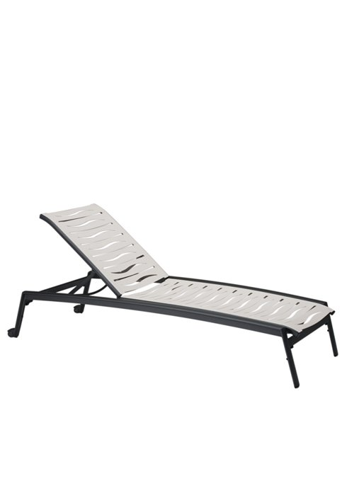 ELANCE EZ SPAN CHAISE WITH WHEEL-WAVE 471132WVW