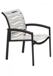 ELANCE EZ SPAN DINING CHAIR-RIBBON 471124RB