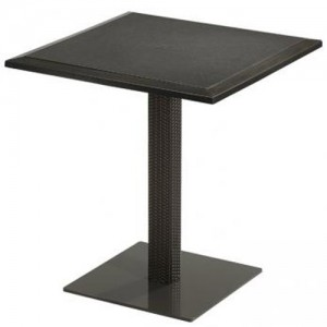 BAR TABLE WOVEN BASE 360997B