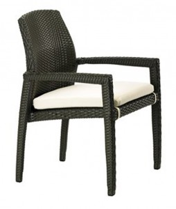 EVO DINING CHAIR WITH PAD 36082405