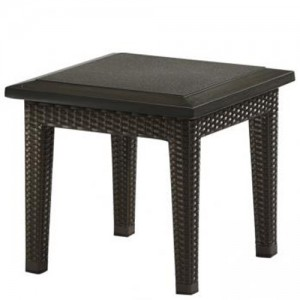 TEA TABLE WOVEN BASE 360995B