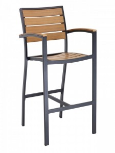 GINA ARM BAR STOOL RC1018 $189.00
