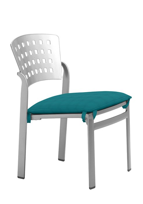 IMPRESSIONS SIDE CHAIR WITH SEAT PAD 26042805