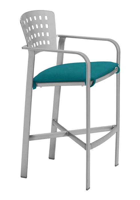 IMPRESSION BAR STOOL WITH SEAT PAD 26042605