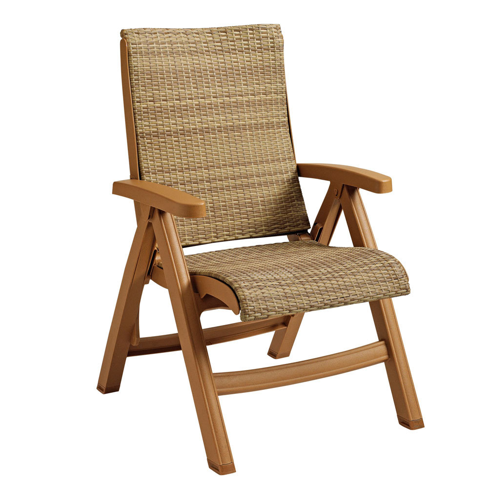 Grosfillex Outdoor Java Patio Chaise