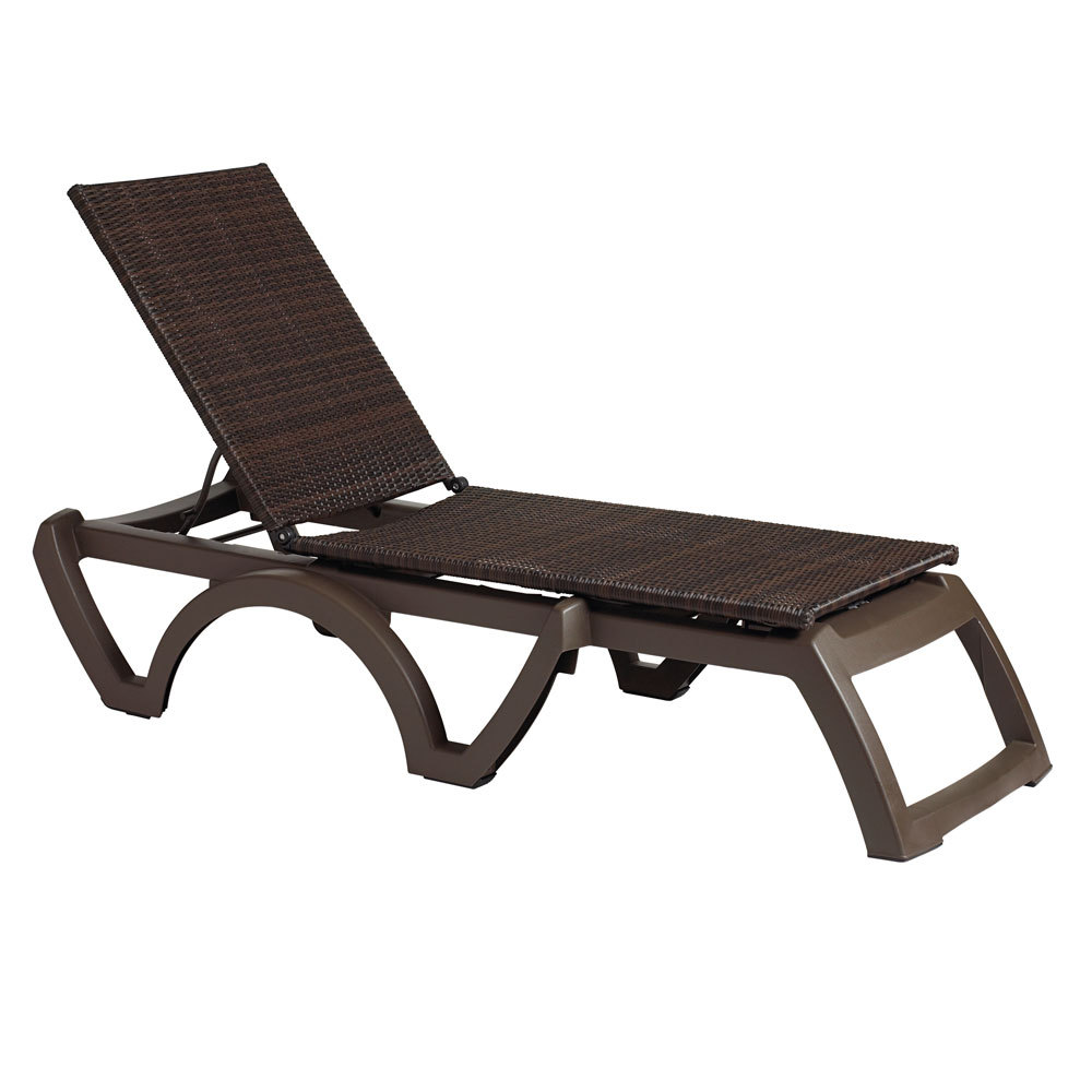 Grosfillex outdoor java patio chaise resort contract for Chaise longue grosfillex