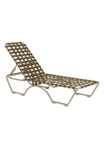 KAHANA CROSS STRAP CHAISE LOUNGE 260532