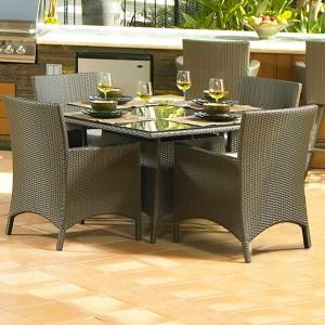 LAGUNA 48″ SQUARE TABLE RC855 $450.00