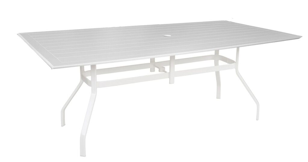 42″X76″ RECT DINING TABLE KD4276-28SNU $589.00