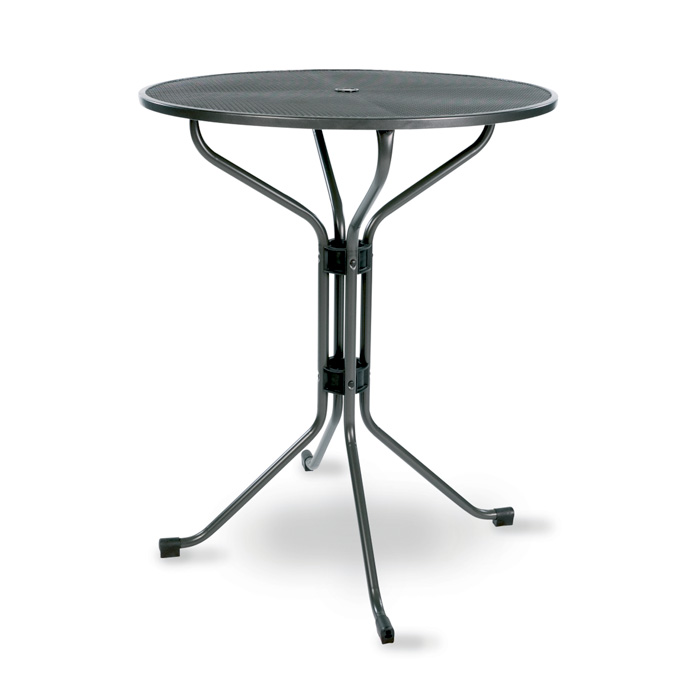 33″ ROUND MESH BAR TABLE #QH316822