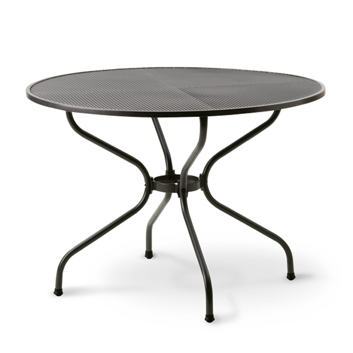 Kettler tables wrought iron patio furniture resort for Table kettler