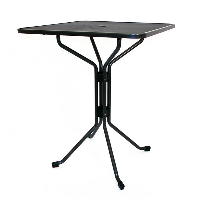 36″ SQUARE MESH BAR TABLE #QH313622