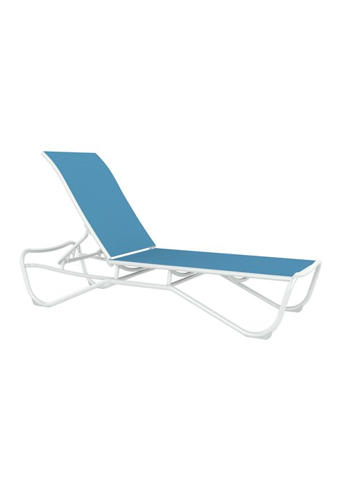 MILLENNIA RELAXED SLING ARMLESS CHAISE LOUNGE 241533