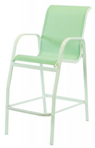 OCEAN BREEZE BAR STOOL W1575BT B. $195.00 C. $199.00 D. $205.00 E. $209.00