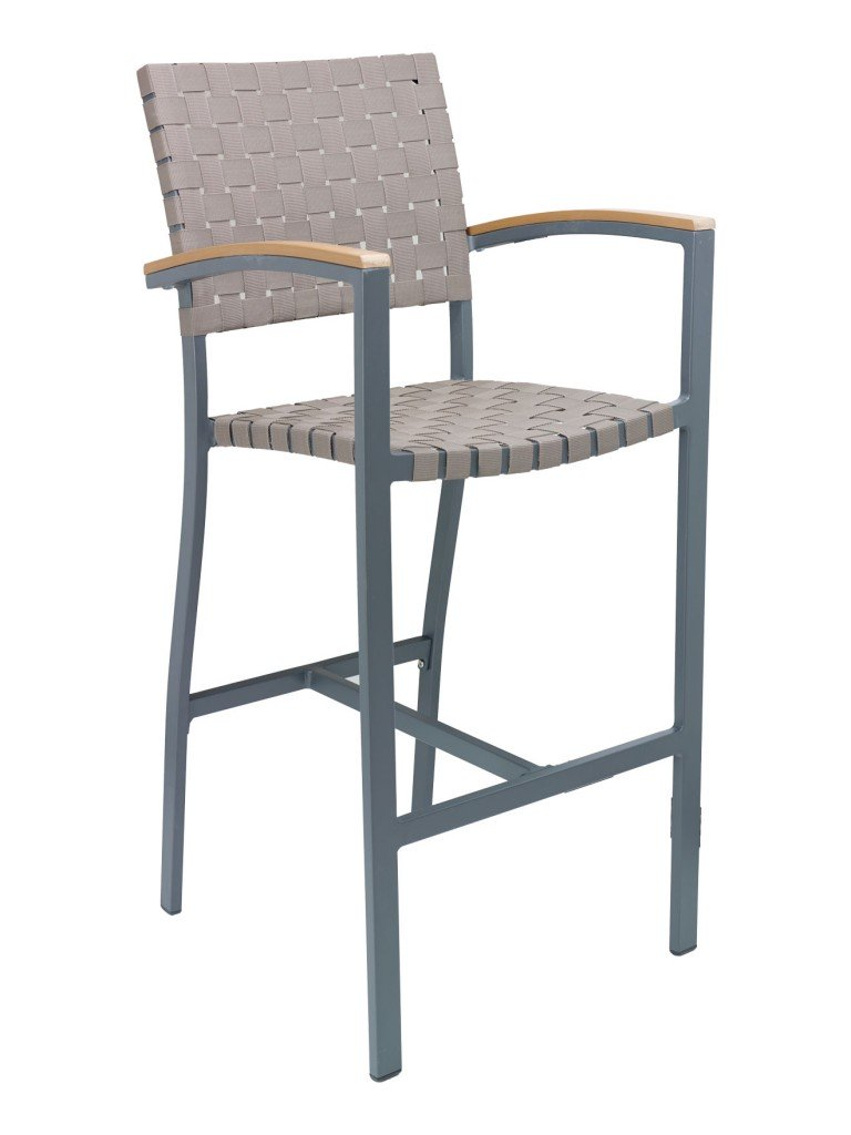 OLIVIA ARM BAR STOOL RC1404 $249.00