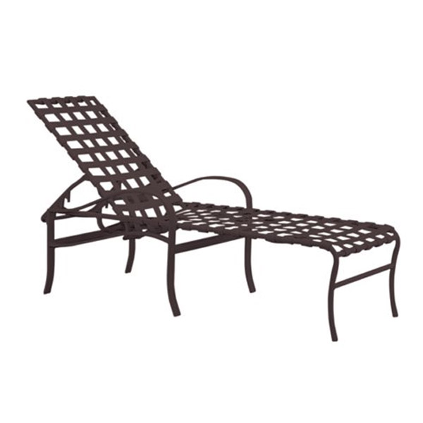 PALLADIAN STRAP CHAISE LOUNGE 109932