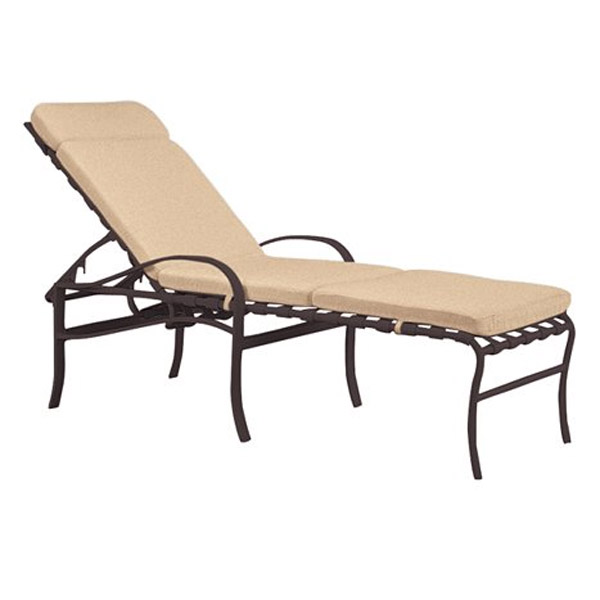 PALLADIAN CHAISE LOUNGE WITH FULL PAD 10993205