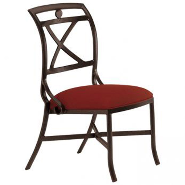 PALLADIAN X BACK TIGHT SEAT SIDE CHAIR 10992809