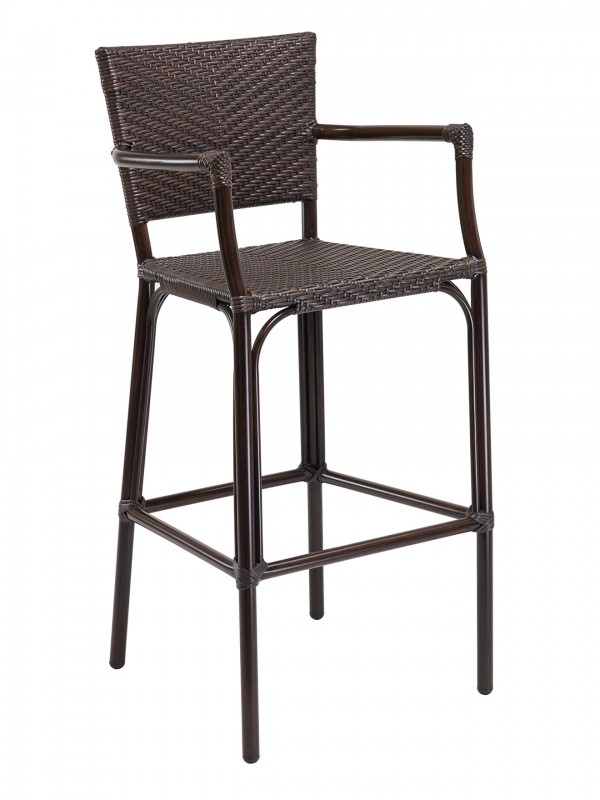 PEGGY ARM BAR STOOL RC1038 $199.00