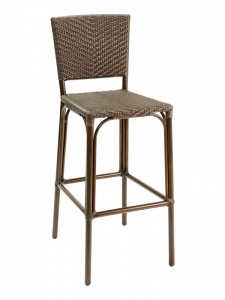 PEGGY ARMLESS BAR STOOL RC1037 $189.00